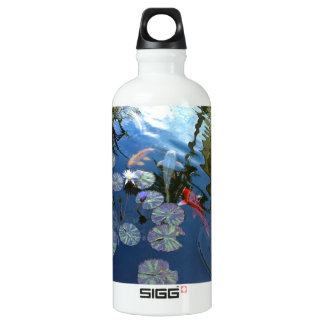 Koi Pond SIGG Traveller 0.6L Water Bottle