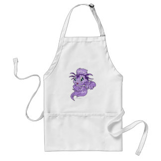 Koi Purple Standard Apron