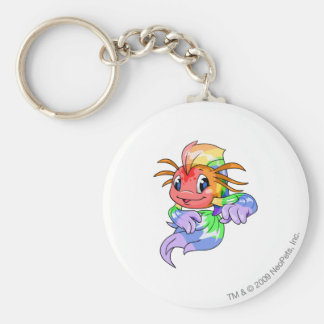 Koi Rainbow Key Ring