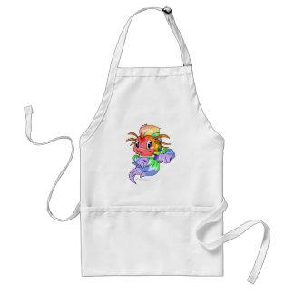 Koi Rainbow Standard Apron