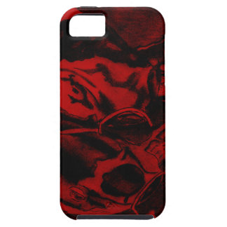 Koi (Red) iPhone 5 Case