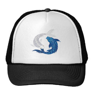 Koi Regal Blue Ghost silver Cap