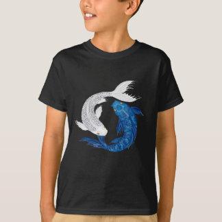 Koi Regal Blue Ghost silver T-Shirt