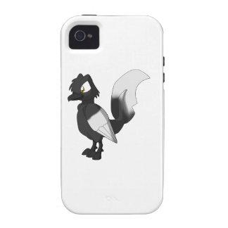 Koi Reptilian Bird - Hajiro Case For The iPhone 4