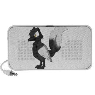Koi Reptilian Bird - Hajiro Mini Speaker
