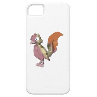Koi Reptilian Bird - Mixed Breed 1 iPhone 5 Cases