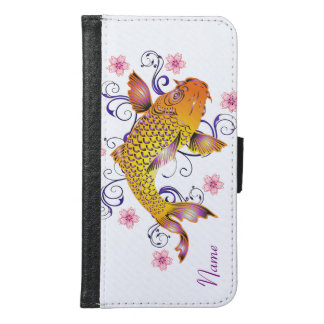 Koi Samsung Galaxy S6 Wallet Case