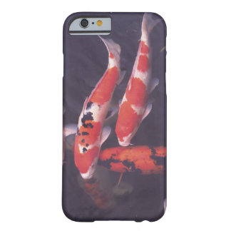 Koi swimming in pool barely there iPhone 6 case
