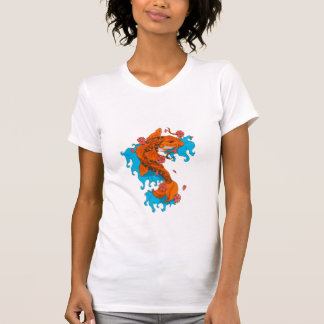 Koi Tattoo T-Shirt