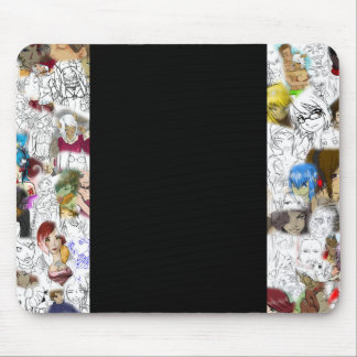 Koimics Art Mouse Pad
