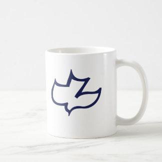 Koinonia Calvary Chapel Hannover (dark blue) Basic White Mug