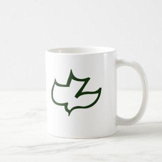 Koinonia Calvary Chapel Hannover (dark green) Basic White Mug
