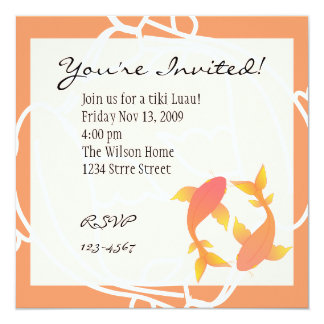 Kois 13 Cm X 13 Cm Square Invitation Card