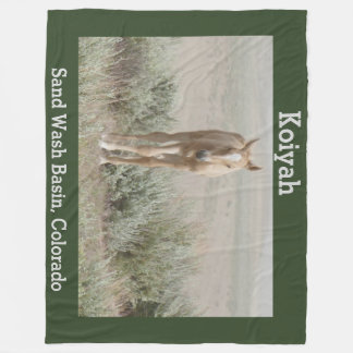 Koiyah Fleece Blanket