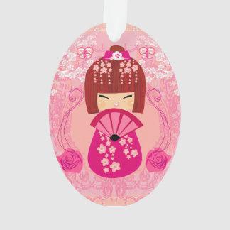 Kokeshi doll decoration