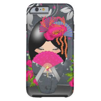 Kokeshi Doll Journey iPhone 6, Tough Tough iPhone 6 Case