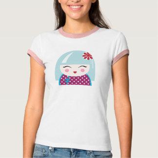 Kokeshi girl t-shirt 1