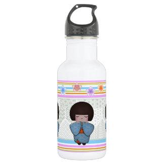 kokeshi seigai 532 ml water bottle