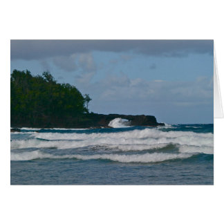 Koki Beach, Maui Greeting Card