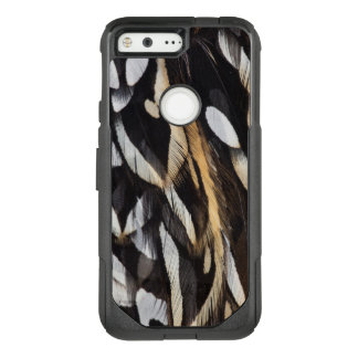 Koklass Pheasant Feather Abstract OtterBox Commuter Google Pixel Case