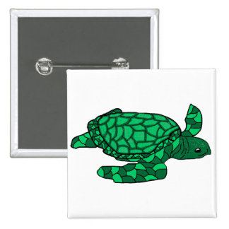 Kokoke near sea turtle button