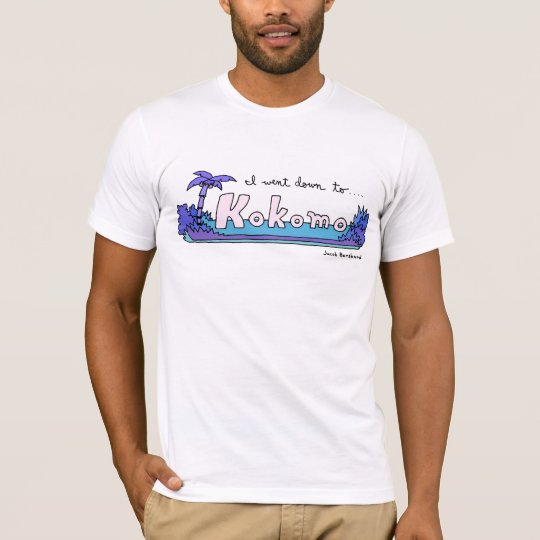 Kokomo Island Scene T-Shirt