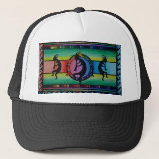 Kokopelli 1 trucker hat