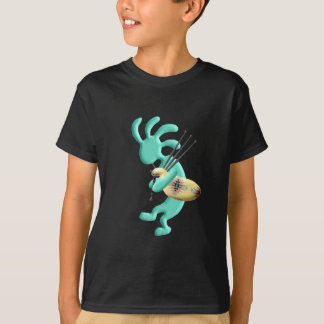 Kokopelli Bagpipes T-Shirt