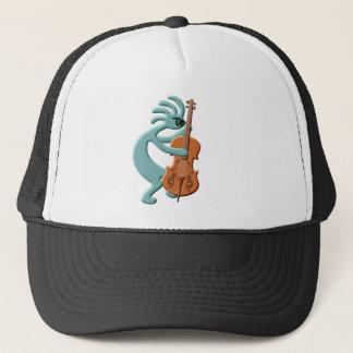 Kokopelli Cello Trucker Hat