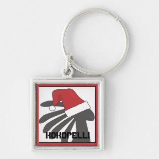 Kokopelli Christmas Premium Keychain Template