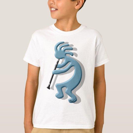 Kokopelli Clarinet T-Shirt