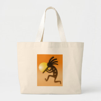 Kokopelli Dance Canvas Bag