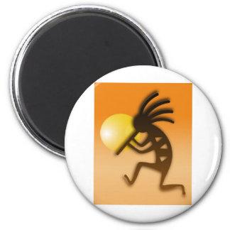 Kokopelli Dance Magnets