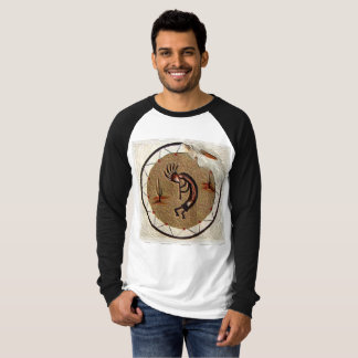 Kokopelli Dreamcatcher T-Shirt