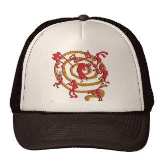 Kokopelli: Fiery Dance - Hat #1