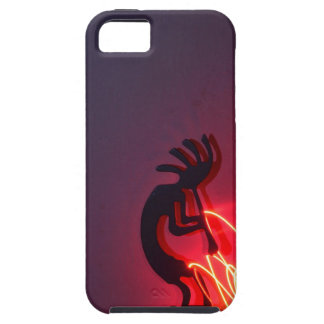 Kokopelli Generates Light Energy! iPhone 5 Cases