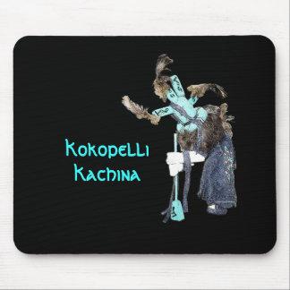 Kokopelli Kachina Mousepads