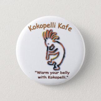 Kokopelli Kafe button