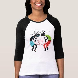 Kokopelli Love T-Shirts. T-Shirt