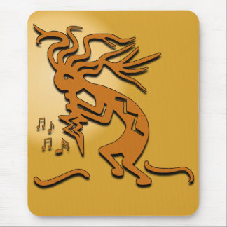 Kokopelli Musician Mouse Pad