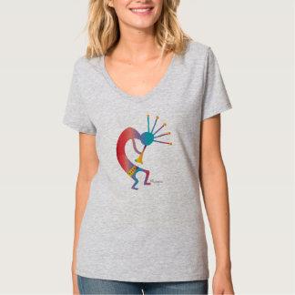 Kokopelli, Native American Flute Player T-Shirt