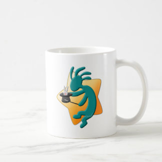 Kokopelli Native American Magician Coffee Mug