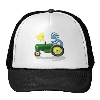 Kokopelli Native American Tractor Hat