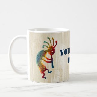 KOKOPELLI ornaments + your ideas Coffee Mug