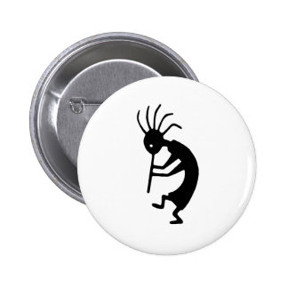 Kokopelli Products & Designs! Pinback Buttons