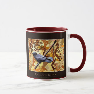 KOKOPELLI RAVEN Collection Mug
