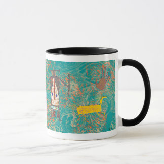 Kokopelli - Rock Art Mug