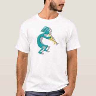Kokopelli Trumpet T-Shirt