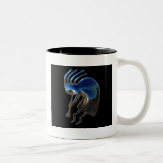 KOKOPELLI Two-Tone COFFEE MUG