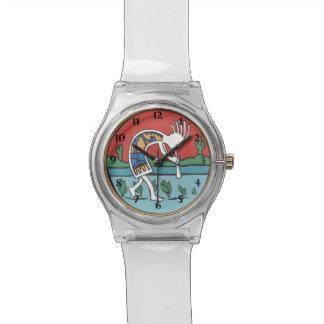 Kokopelli Watch
